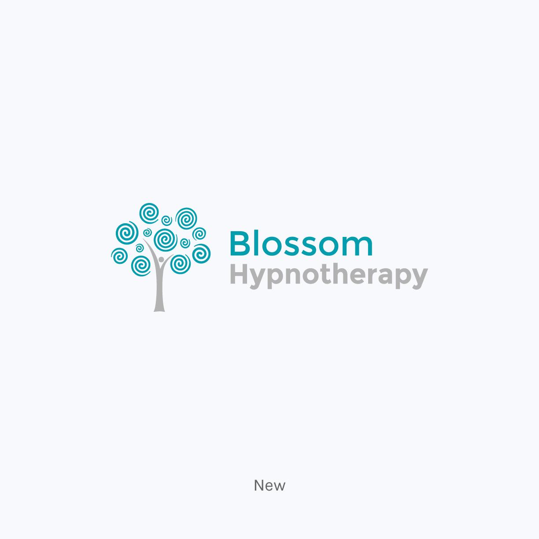 Blossom Hypnotherapy logo new