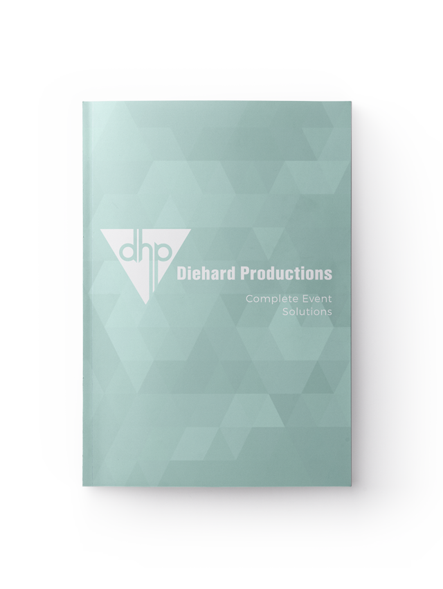 Diehard Productions Brochure Cover