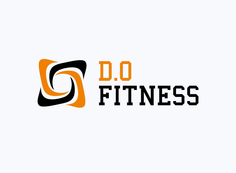 D.O Fitness Logo