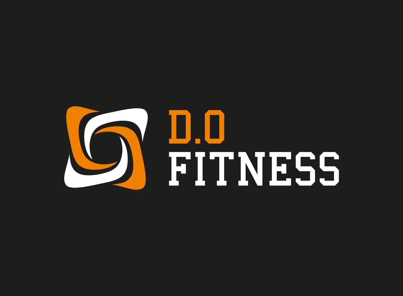 D.O Fitness Logo Alternative
