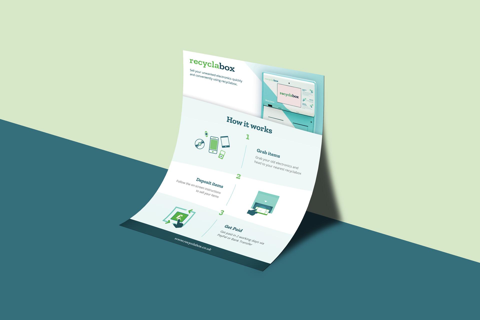 Recyclabox Flyer