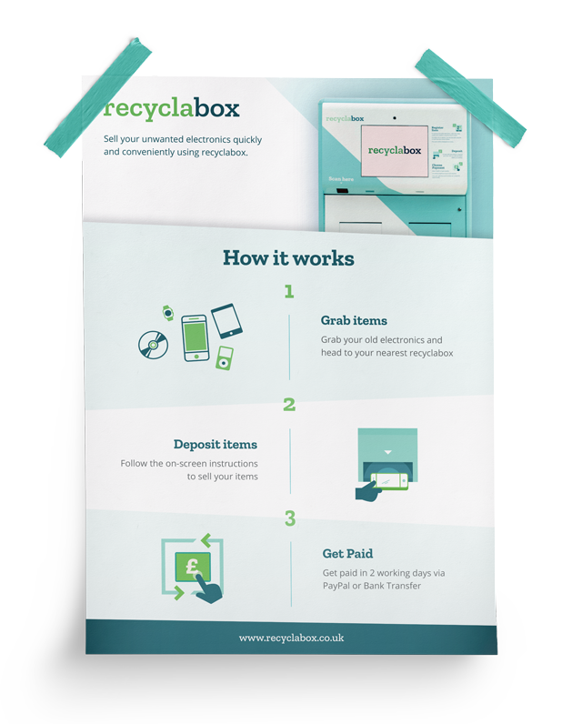 Recyclabox Flyer