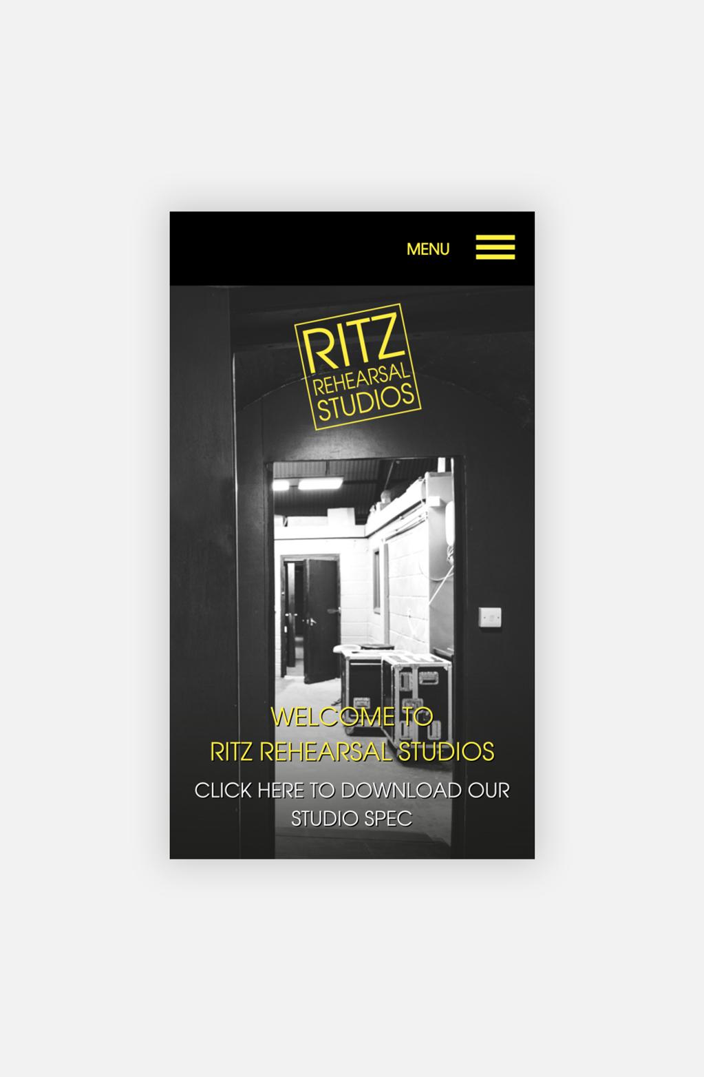 Ritz Rehearsal Studios Mobile