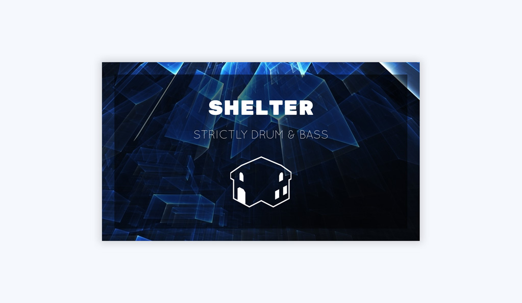 Shelter Event Advert